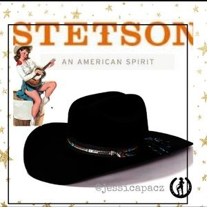 RESISTOL SZ 7 LADIES COWBOY HAT